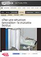 Le Journal de Montréal : Santé : «Pas une situation favorable» – Le ministre Bolduc