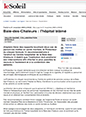 Cyberpresse & Le Soleil : Baies-des-Chaleurs : l'hôpital blamé