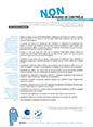 Déclaration commune «Non aux mesures de contrôle: isolement, contention et substances chimiques»