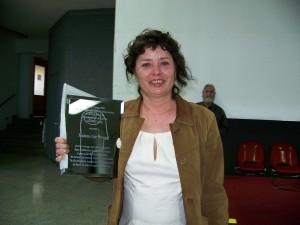 Lise Brouard 2008